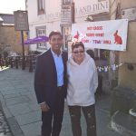 Rishi Sunak MP and Gwen