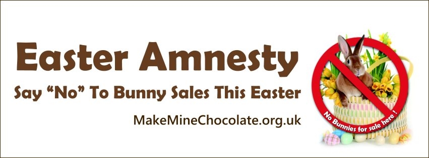 Make Mine Chocolate Easter Amnesty